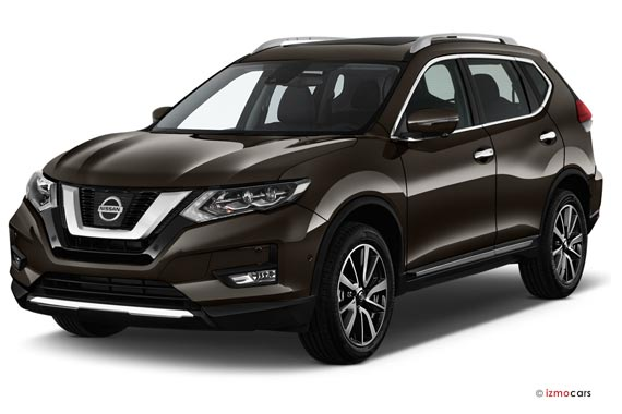 photo et image nissan x trail 2019 metz. Black Bedroom Furniture Sets. Home Design Ideas