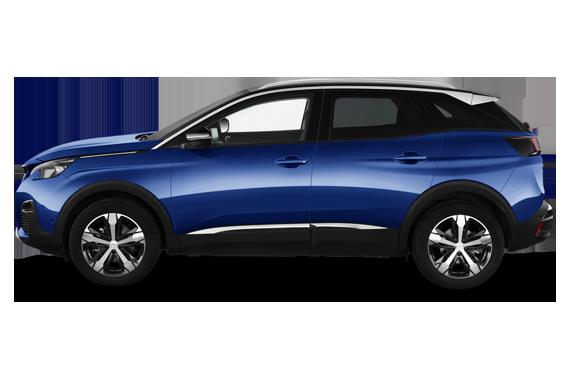 Brochure Virtuelle 2018 Peugeot 3008 Suv 3008 En Couleurs Avec