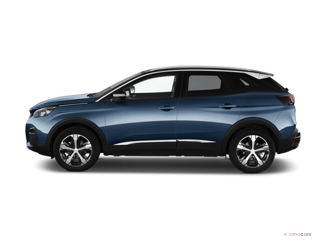 Peugeot 3008 Allure BlueHDi 130ch Start/Stop EAT8 5 Portes neuve