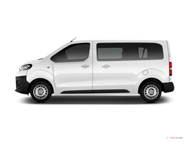 Peugeot Expert Combi Expert Standard BlueHDi 120ch Start/Stop BVM6 4 Portes neuve