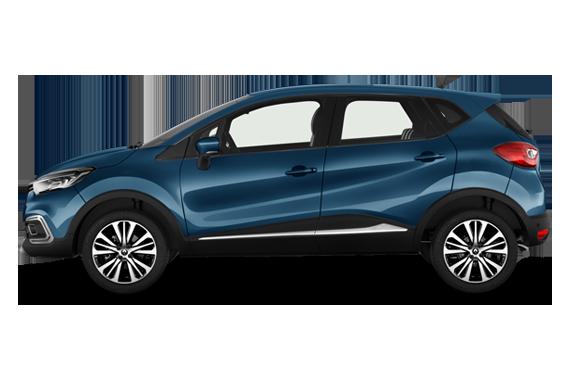 Couleurs Renault Captur 2019 Saint Avold