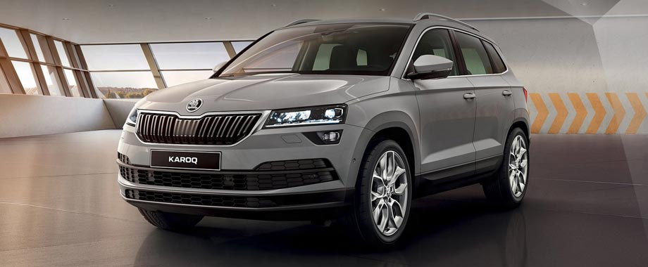 catalogue et galerie skoda karoq skoda chartres. Black Bedroom Furniture Sets. Home Design Ideas