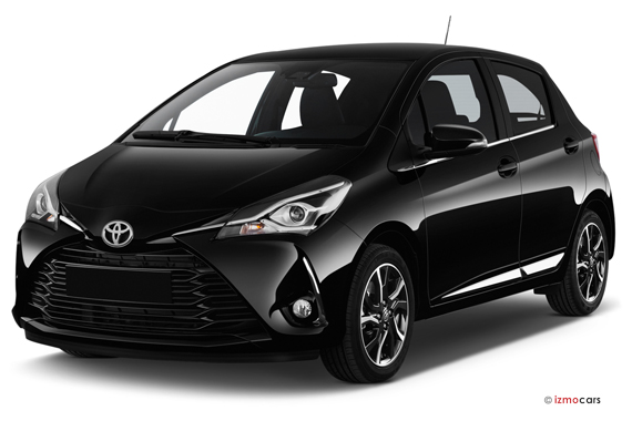photo et image toyota yaris 5p - 2019