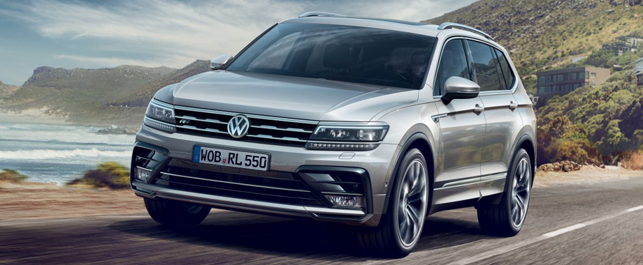 vue 3d et 360 de int rieur volkswagen tiguan allspace suv 2018 avec volkswagen chartres. Black Bedroom Furniture Sets. Home Design Ideas