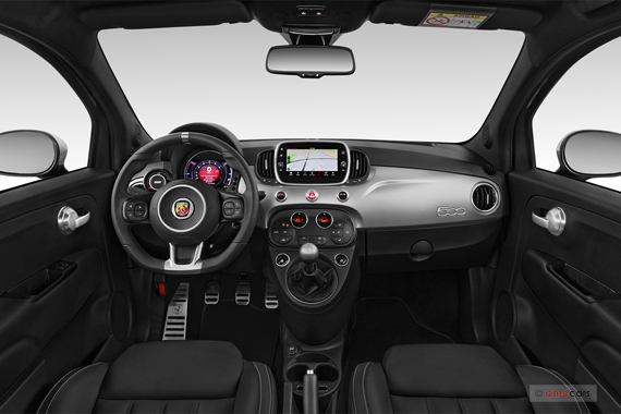 vues abarth 595c cabriolet turismo ann e 2019 galerie virtuelle 3d avec la squadra veloce fiat. Black Bedroom Furniture Sets. Home Design Ideas