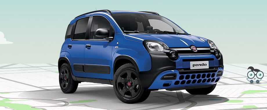 fiat panda city cross waze 2019 huningue. Black Bedroom Furniture Sets. Home Design Ideas