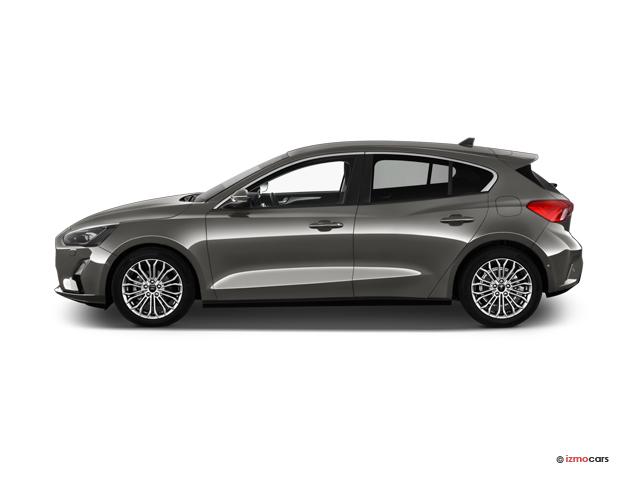 Ford Focus Titanium X 1.5 EcoBlue 120 Start/Stop BVA8 5 Portes neuve