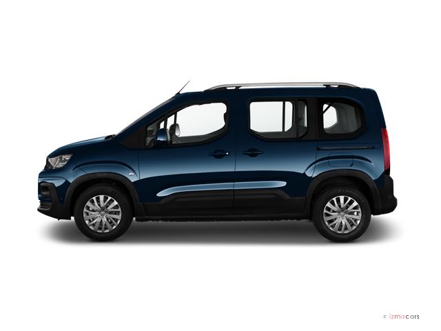 Peugeot Rifter Allure Standard PureTech 130 Start/Stop EAT8 5 Portes neuve