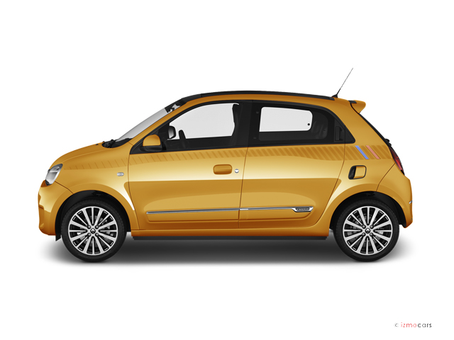 Renault Twingo Intens Twingo III TCe 95 EDC 5 Portes neuve