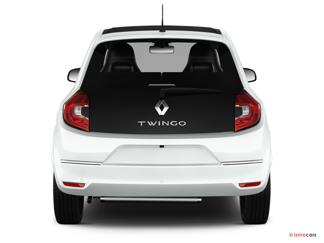 Miniature de la RENAULT TWINGO ZEN TWINGO III TCE 95 5 PORTES à motorisation ESSENCE et boite MANUELLE de couleur BLANC - Miniature 4