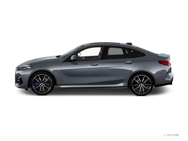 Photo de la BMW SERIE 2 M SPORT GRAN COUPé 220D 190 CH BVA8 4 PORTES à motorisation DIESEL et boite AUTOMATIQUE de couleur GRIS - Photo 1