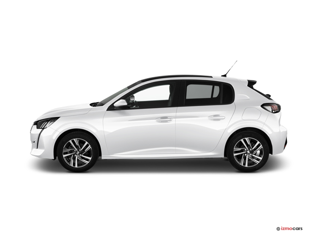 Peugeot 208 Allure Pack PureTech 100 Start/Stop EAT8 5 Portes neuve