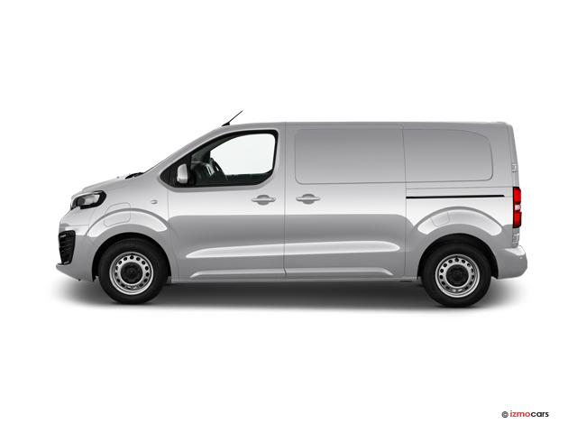 Peugeot Expert Combi Expert Standard Electrique 75 kWh 136ch 4 Portes neuve