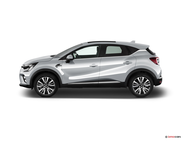 Photo de la RENAULT CAPTUR BUSINESS CAPTUR BLUE DCI 115 EDC 5 PORTES à motorisation DIESEL et boite AUTOMATIQUE de couleur GRIS - Photo 1