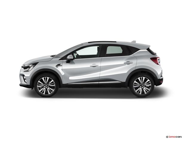 Photo de la RENAULT CAPTUR BUSINESS CAPTUR TCE 130 FAP 5 PORTES à motorisation ESSENCE et boite MANUELLE de couleur GRIS - Photo 1