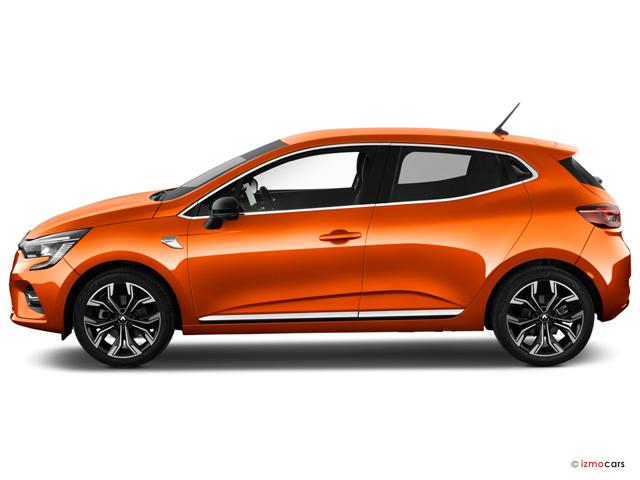 Miniature de la RENAULT CLIO INTENS CLIO TCE 130 EDC FAP 5 PORTES à motorisation ESSENCE et boite AUTOMATIQUE de couleur BRUN - Miniature 5