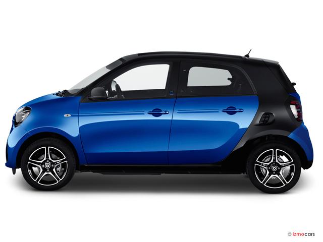 Miniature de la SMART FORFOUR EQ PRIME FORFOUR 0,82 CH 5 PORTES à motorisation ELECTRIQUE et boite AUTOMATIQUE de couleur NR - Miniature 5