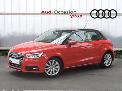 audi a1 sportback 1 0 tfsi 95ch ultra occasion chalons en champagne 16 990. Black Bedroom Furniture Sets. Home Design Ideas