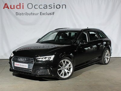 occasion audi a4 avant aubiere 63 49413 km en vente. Black Bedroom Furniture Sets. Home Design Ideas