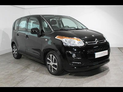 citroen c3 picasso 1 6 bluehdi 100ch confort occasion niort 11 280. Black Bedroom Furniture Sets. Home Design Ideas