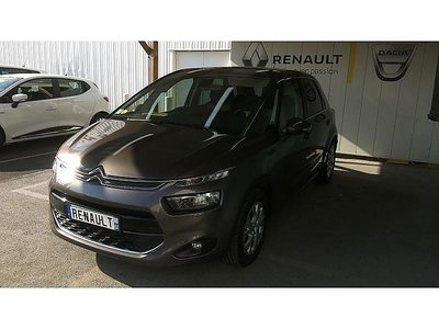 citroen c4 picasso bluehdi 120ch intensive s s occasion englos 13 990. Black Bedroom Furniture Sets. Home Design Ideas