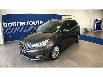 ford grand c max 1 5 tdci 120ch stop start titanium powershift occasion lievin 16 490. Black Bedroom Furniture Sets. Home Design Ideas