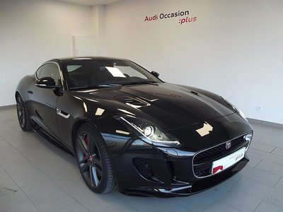 Occasions jaguar f type coupe en vente sur villeneuve d 39 ascq - Jaguar f type coupe occasion ...