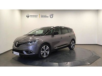 renault grand scenic 1 5 dci 110ch energy intens occasion roncq 19 690. Black Bedroom Furniture Sets. Home Design Ideas