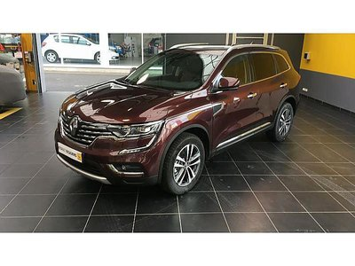renault koleos 2 0 dci175ch energy intens x tronic 4x4 occasion laon 32 990. Black Bedroom Furniture Sets. Home Design Ideas