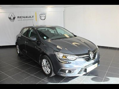 renault megane 1 2 tce 100ch energy business occasion englos 14 990. Black Bedroom Furniture Sets. Home Design Ideas