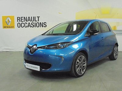 renault zoe intens charge rapide type 2 occasion annemasse 11 490. Black Bedroom Furniture Sets. Home Design Ideas