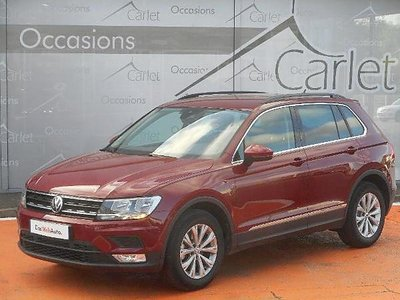 occasion volkswagen tiguan toulon sur allier 03 19350 km en vente. Black Bedroom Furniture Sets. Home Design Ideas