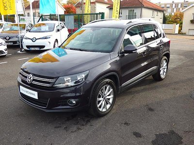 achat volkswagen tiguan occasion chalons en champagne marne 51. Black Bedroom Furniture Sets. Home Design Ideas