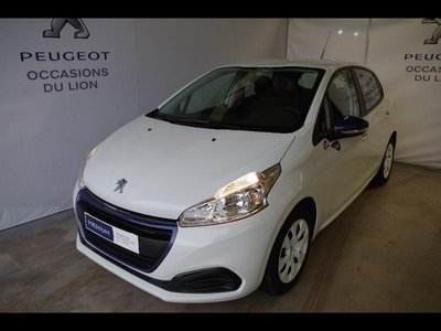 occasion peugeot 208 fr jus 83 55364 km en vente 8 990 annonce n 915887. Black Bedroom Furniture Sets. Home Design Ideas
