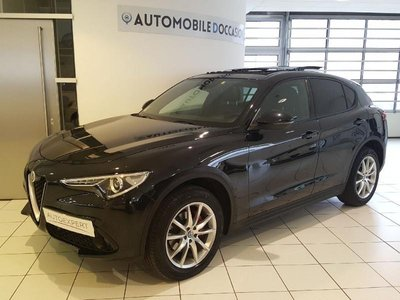 alfa romeo stelvio occasion 2 2 diesel 210ch sport edition q4 at8 mulhouse hes8 805652. Black Bedroom Furniture Sets. Home Design Ideas