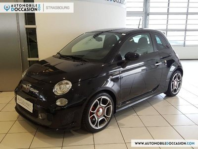 voiture occasion abarth 500 strasbourg fiat 500 occasion com. Black Bedroom Furniture Sets. Home Design Ideas