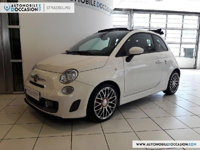 voiture occasion abarth 500c dijon fiat dijon. Black Bedroom Furniture Sets. Home Design Ideas