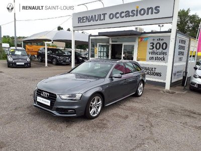 voiture occasion audi a4 avant charleville peugeot charleville. Black Bedroom Furniture Sets. Home Design Ideas