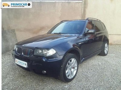 bmw x3 177ch sport design occasion pas cher primocar. Black Bedroom Furniture Sets. Home Design Ideas