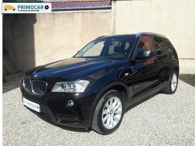bmw x3 xdrive20da 184ch excellis occasion pas cher primocar. Black Bedroom Furniture Sets. Home Design Ideas