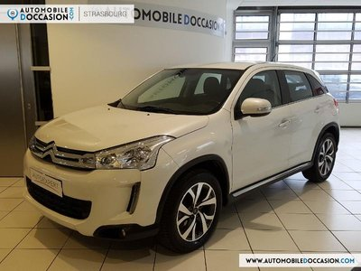 voiture occasion citroen c4 aircross dijon nissan dijon. Black Bedroom Furniture Sets. Home Design Ideas