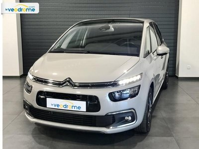 citroen c4 picasso bluehdi 120ch shine sous argus occasion mulhouse mu68m4 129014. Black Bedroom Furniture Sets. Home Design Ideas