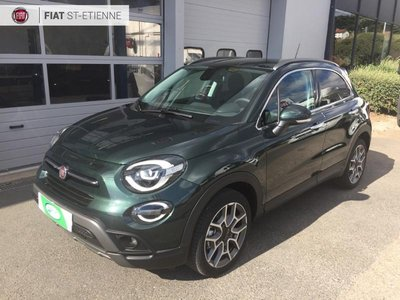 voiture fiat 500x occasion 1 6 multijet 120ch cross he13 vd19605 saint etienne. Black Bedroom Furniture Sets. Home Design Ideas
