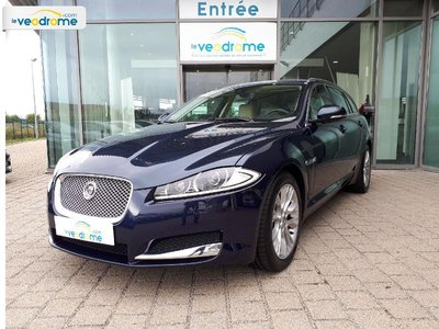 jaguar xf sportbrake 2 2 d 200ch luxe occasion strasbourg mu67c8 128953. Black Bedroom Furniture Sets. Home Design Ideas