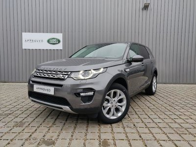 land rover discovery sport occasion td4 180ch hse awd bva metz ja57c1 vn14037079. Black Bedroom Furniture Sets. Home Design Ideas