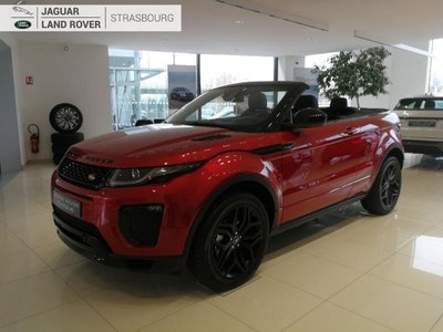 land rover evoque cabriolet occasion 2 0 td4 180 hse. Black Bedroom Furniture Sets. Home Design Ideas
