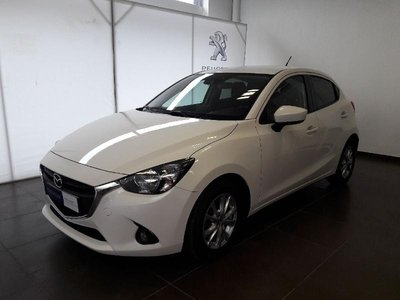 mazda mazda 2 occasion 1 5 skyactiv d 105 dynamique metz abch 28794. Black Bedroom Furniture Sets. Home Design Ideas