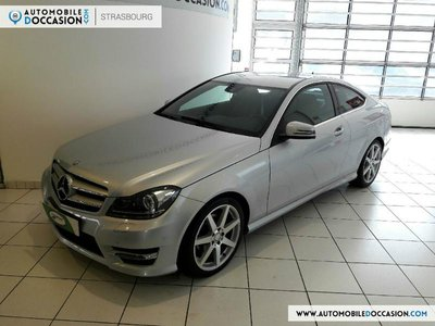 mercedes benz classe c coupe occasion 220 cdi fascination 7gtronic mulhouse hes8 803925. Black Bedroom Furniture Sets. Home Design Ideas