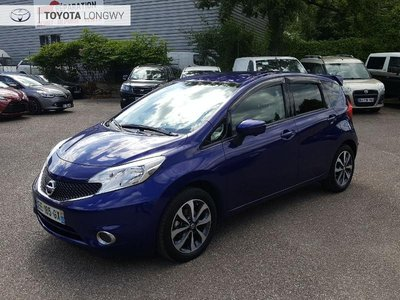 Nissan Note Occasion >> Nissan Note Occasion 1 2 Dig S 98ch Tekna A Metz He30 23005