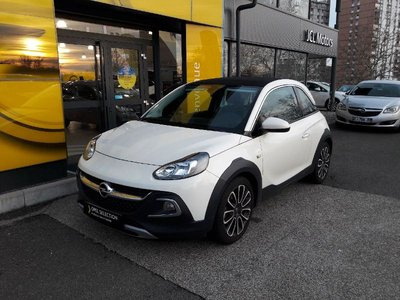 voiture occasion opel adam rocks haguenau fiat haguenau. Black Bedroom Furniture Sets. Home Design Ideas